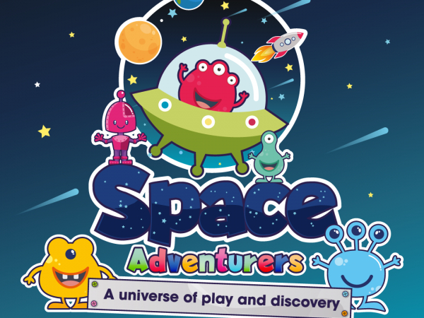 Space Adventurers:  A Universe of Play and Discovery!