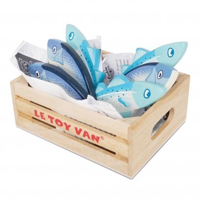 Fish Market Crate