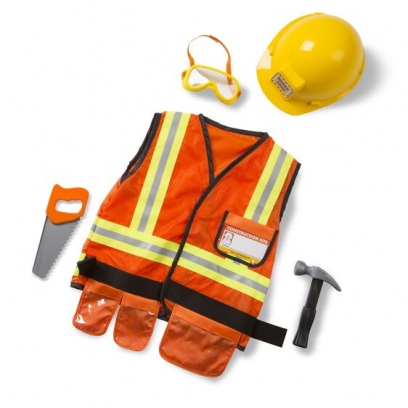 Builder Role Play Dress Up