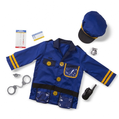 Police Role Play Dress Up