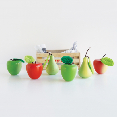 Apples & Pears Crate