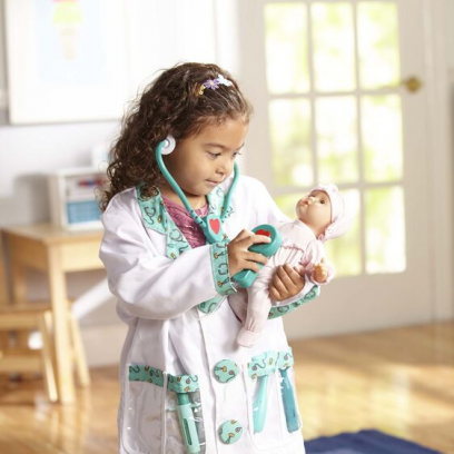 Doctor Role Play Dress Up