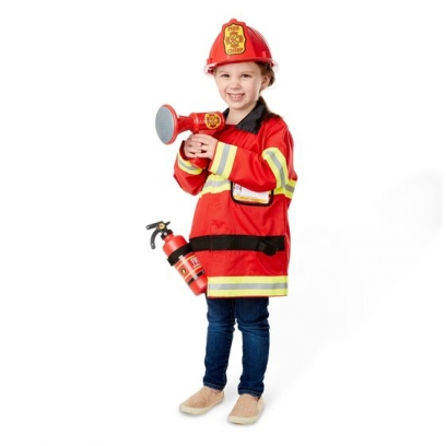 Fire Role Play Dress Up
